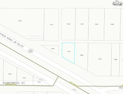 Residential Lots & Land For Sale: 864 Martin Luther King Jr Blv
