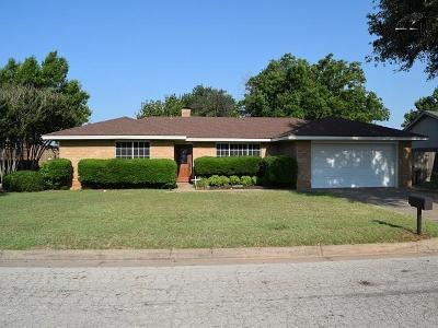 Iowa Park Single Family Home Active-Contingency: 20 Surrey Circle