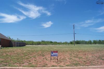 Iowa Park Residential Lots & Land For Sale: 127 Park Place Circle