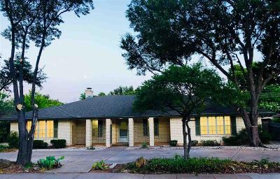 Wichita County Rental For Rent: 4513 Martinique Street