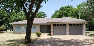 Wichita County Rental For Rent: 2150 Bridwell Road