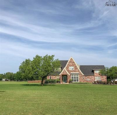 Single Family Home For Sale: 1706 Wranglers Retreat