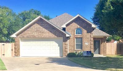 Wichita Falls Single Family Home For Sale: 7 Rob Roy Lane