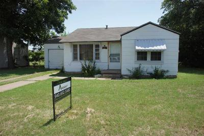 Single Family Home Active W/Option Contract: 1903 Hines Boulevard