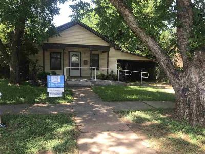 Wichita Falls TX Single Family Home Active W/Option Contract: $44,950