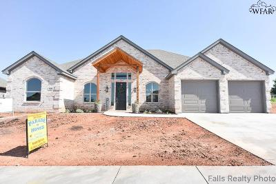 Wichita Falls Single Family Home For Sale: 1720 Shoal Creek Drive
