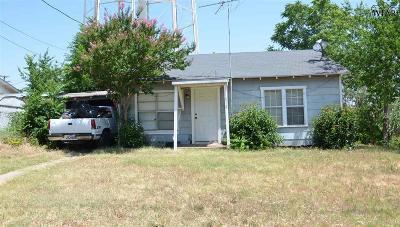 Wichita Falls Single Family Home For Sale: 1818 Trueheart Avenue