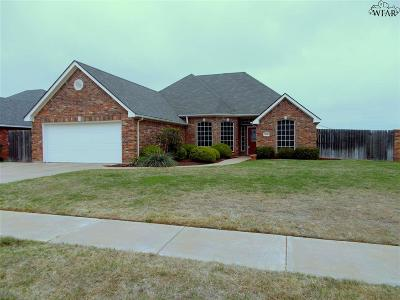 Wichita County Rental For Rent: 4831 Olympic Drive