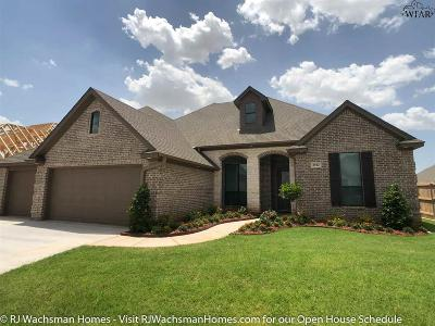 Wichita Falls TX Single Family Home For Sale: $319,900