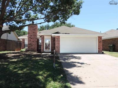 Wichita County Rental For Rent: 6015 Laci Lane