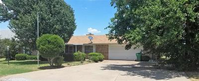 Wichita County Rental For Rent: 535 Vickers Court