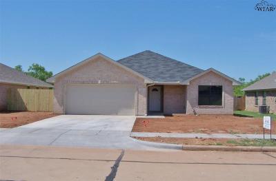 Wichita County Rental For Rent: 4623 Sabota Avenue