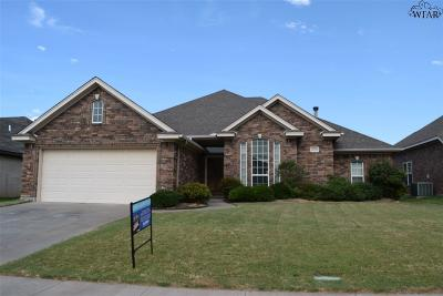 Wichita Falls Single Family Home For Sale: 4928 Spring Hill Drive