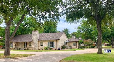 Wichita Falls Single Family Home For Sale: 2313 Ellingham Drive