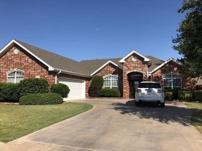 Wichita Falls Single Family Home Active-Contingency: 1739 Rockridge Drive