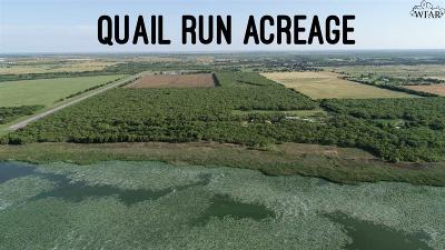 Wichita Falls Residential Lots & Land For Sale: 57 Acres Quail Run