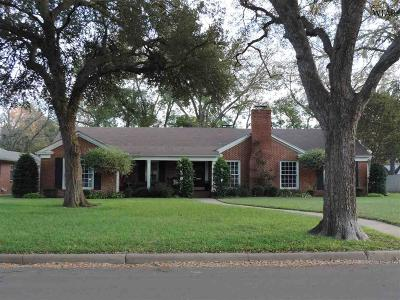 wichita falls Single Family Home For Sale: 2307 Ellingham Drive