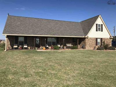 Clay County Single Family Home For Sale: 220 Pitts Road