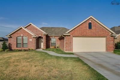 Wichita County Single Family Home For Sale: 5011 Southfork Drive