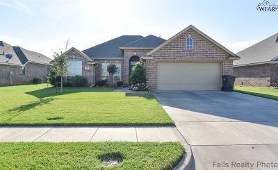 Wichita Falls Single Family Home For Sale: 5011 Caden Lane