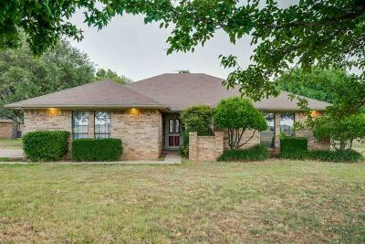 Wichita Falls Single Family Home Active-Contingency: 756 Decker Road