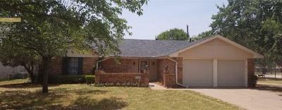 Wichita Falls Single Family Home For Sale: 4913 Del Rio Trail