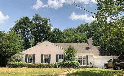 Wichita Falls Single Family Home For Sale: 2403 Speedway Avenue