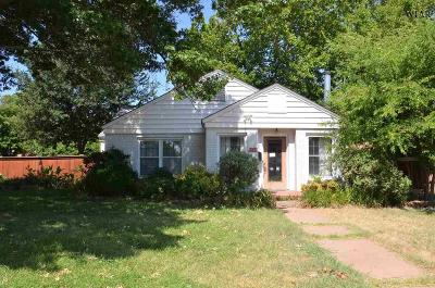 Wichita County Rental For Rent: 2510 Brook Avenue