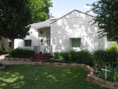 Wichita Falls Single Family Home For Sale: 511 E Inwood Drive
