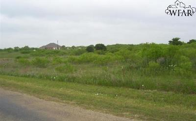 Burkburnett Residential Lots & Land For Sale: 7468 Roller Road