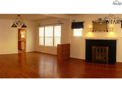 Wichita Falls TX Single Family Home For Sale: $94,500
