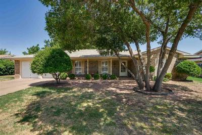Wichita Falls TX Single Family Home For Sale: $144,500