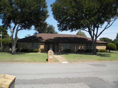 Burkburnett Single Family Home For Sale: 1441 Sioux Lane