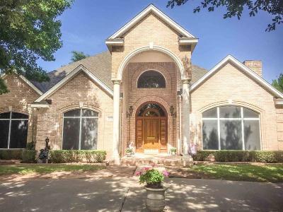 Wichita Falls Single Family Home For Sale: 4319 Grants Glen
