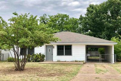 Wichita Falls Single Family Home For Sale: 2945 Stearns Avenue