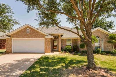 Wichita Falls Single Family Home Active W/Option Contract: 5006 Trinidad Drive