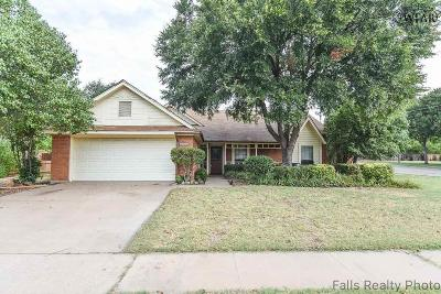 Wichita Falls Single Family Home For Sale: 2700 Shepherds Glen