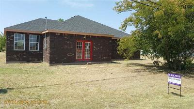 Wichita Falls Single Family Home For Sale: 1850 Pecanway Drive