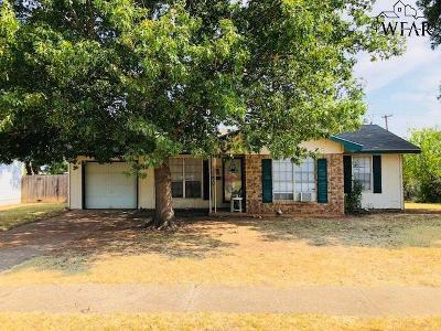 Single Family Home For Sale: 1204 Harvey Drive