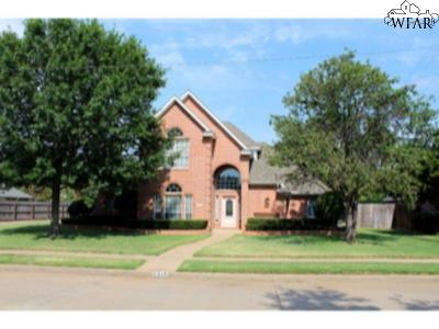 Wichita County Single Family Home For Sale: 2518 Shepherds Glen