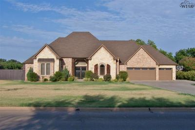 Wichita County Single Family Home For Sale: 4205 Lake Park Drive