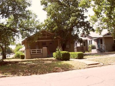 Wichita Falls Single Family Home For Sale: 1114 Polk Street