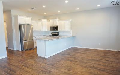 Wichita County Rental For Rent: 4703 Belair Boulevard
