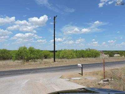 Burkburnett Residential Lots & Land For Sale: 7451 Roller Road