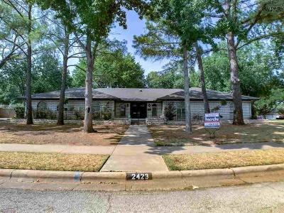 Single Family Home For Sale: 2423 Brentwood Drive