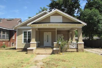 Wichita Falls Single Family Home For Sale: 2012 10th Street