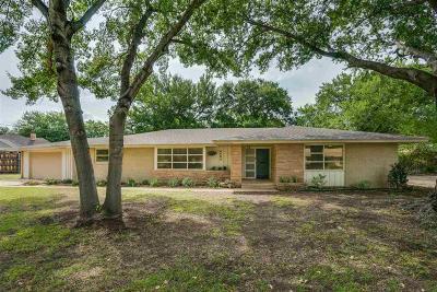 Wichita Falls Single Family Home For Sale: 4403 Montego Drive