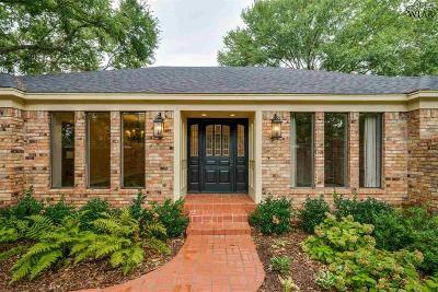 Wichita Falls Single Family Home For Sale: 4404 Cedar Elm Lane