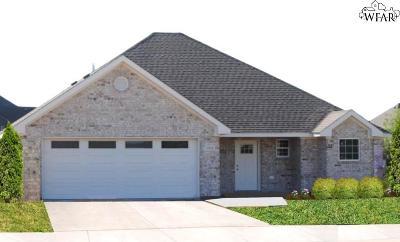 Wichita County Rental For Rent: 3906 Alexandria Street