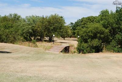 Wichita Falls Residential Lots & Land For Sale: 3181 Wranglers Retreat